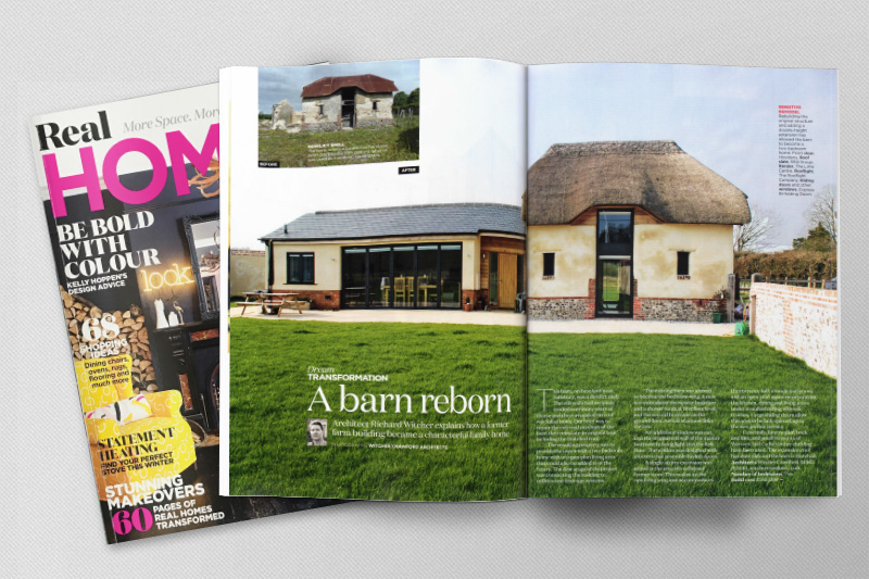 Witcher Crawford Real Homes Magazine Feature