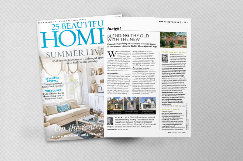Witcher Crawford Beautiful Homes Feature
