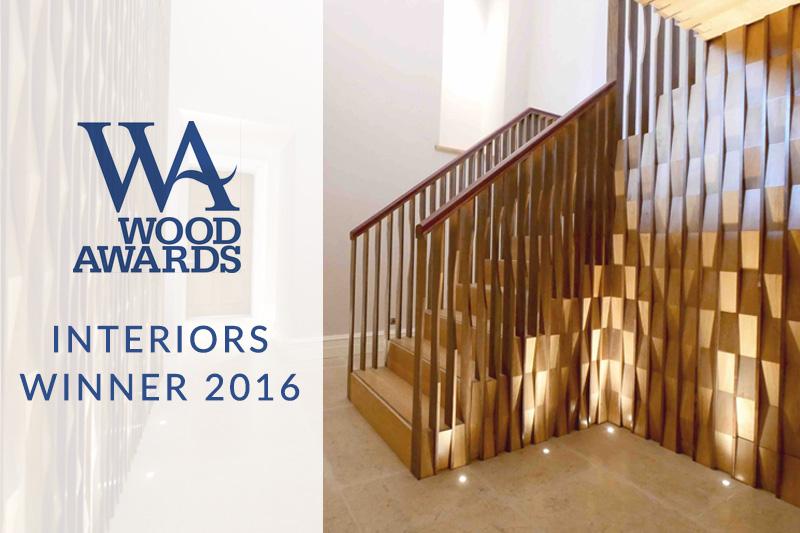 Witcher Crawford Wood Awards Winner