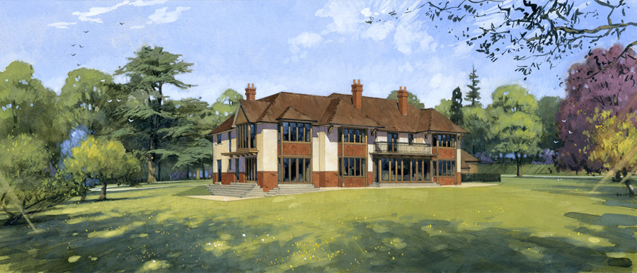Witcher Crawford Architect's Drawings