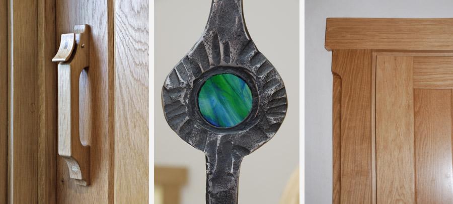 Arts & Crafts House Design Details
