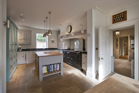 Listed Building Interior Design