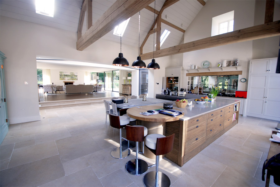 Listed Building Kitchen & Interior Refurbishment