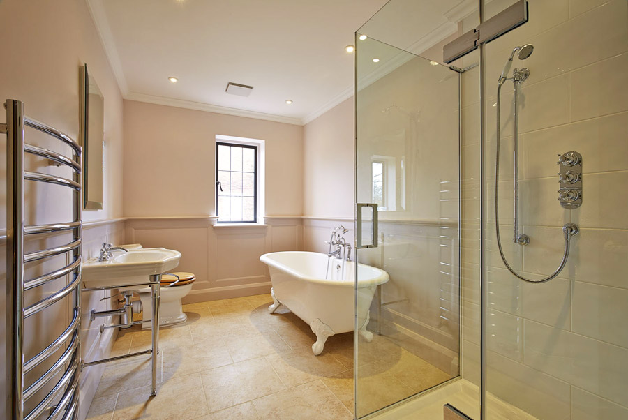 Hampshire Home Bathroom Design