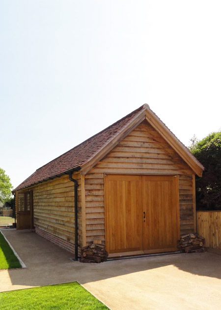 Hampshire Home Shed And Workshop Design