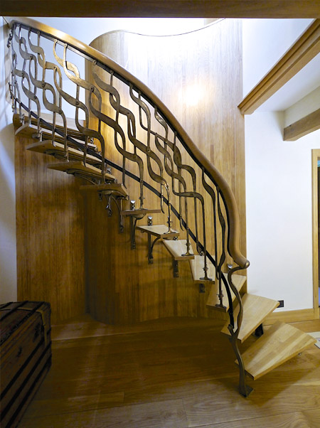 Refurbishment Staircase Detail