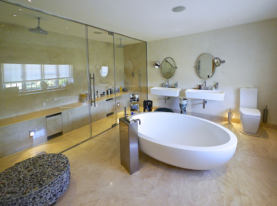 Contemporary Bathroom Design Details