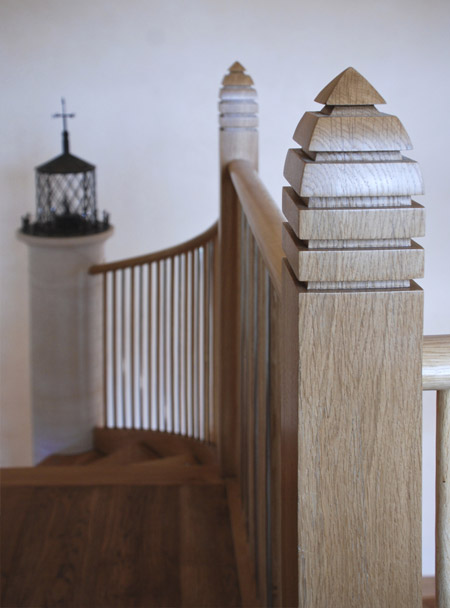 Lighthouse Staircase Design Details
